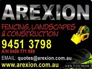 Arexion - Fencing, Landscapes & Construction Welshpool Canning Area Preview