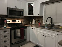Kitchen Cabinet Resurfacing and Refinishing L@@K!