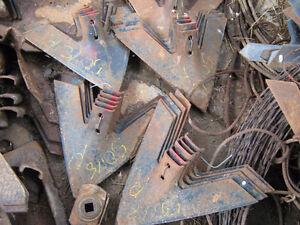 cutivator shovels