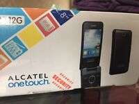 Alcatel one touch brand New