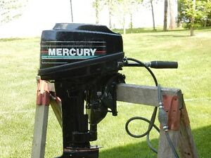 8HP Mercury