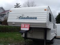 For sale fifth wheel