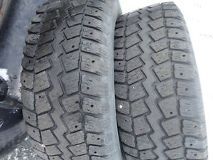 winter tires 235-70r 16