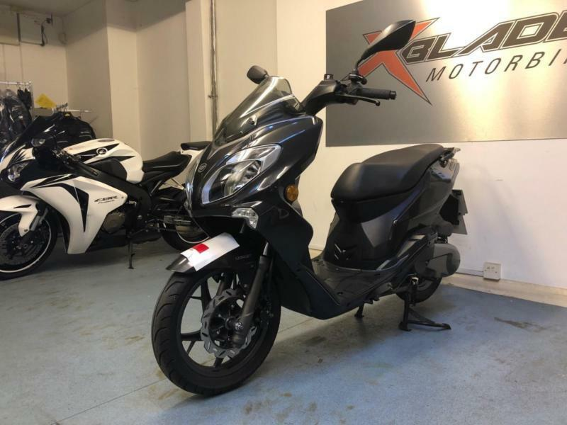 Keeway Cityblade 125 Automatic Scooter 2017 1 Owner Good Condition In Wimbledon London Gumtree