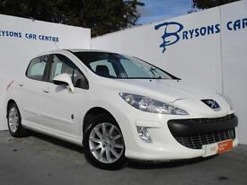 2011 11 Peugeot 308 1.6 VTi ( 120bhp ) Envy for sale in AYRSHIRE