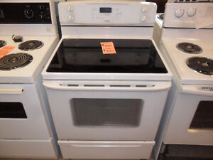 Standard Size & Apartment Size Stoves on Sale!
