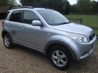Daihatsu Terios SX . AIRCON/ALLOYS/RAC WARRANTY INCLUDED! PETROL MANUAL 2006/06