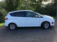 2013 Ford C-MAX 1.0 ZETEC 5d 124 BHP MPV Petrol Manual