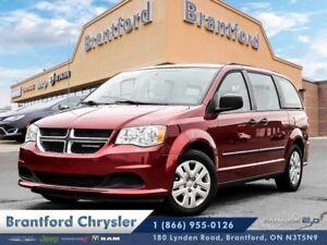 2016 Dodge Grand Caravan Canada Value Package  bluetooth-power o