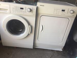 Stackable Samsung Washer/Dryer