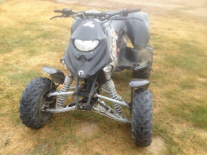 2006 Can Am 650 DS quad