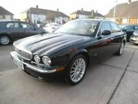 Jaguar XJ 2.7TDVi XJ Executive Saloon 4d 2722cc auto