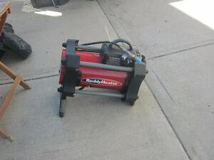 Reddy Heater propane forced air 75-125000 btu
