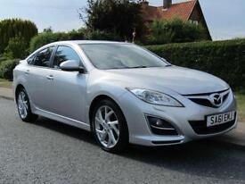 2011 Mazda 6 2.2d 180 BHP SPORT 5DR TURBO DIESEL HATCHBACK ** 35,000 MILES * ...