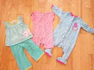 12 Month Sleepers X12 Pajamas  Kingston Kingston Area image 2