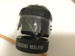 Toy for kids hockey helmet