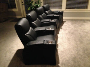 HOME THEATRE SEATING