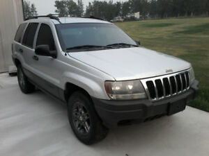 2003 Jeep Grande Cherokee Laredo 4x4
