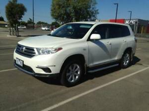 Toyota Kluger KX-R 7 SEAT Automatic SUV $19,500 with RWC