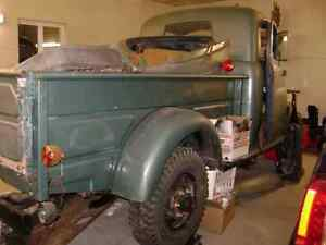 For Sale  Are you  Interested in restoring a 1950 1 ton Fargo?