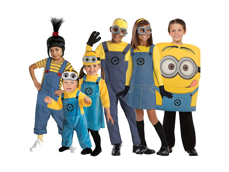 Creative Costume Ideas: 5 Creative Group Costume Ideas