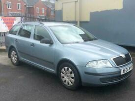 Skoda Octavia 1.9 Tdi 2005 estate. Very good runner. Solid Car & reliable.
