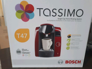BRAND NEW! Tassimo home brewing