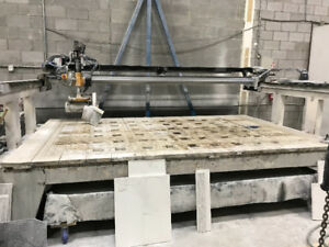 Granite bridge saw for sale