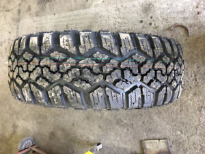 265/70r18 Trail hog brand new tires with snow flake
