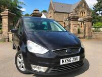 2007 (56) Ford Galaxy 2.0TDCi 140ps Zetec ** 7 Seater ** Drives A1 **