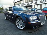 2009 Chrysler 300C 3.0CRD V6 Automatic SRT Design - Full Leather!