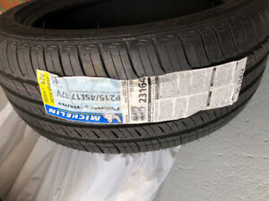 2 Brand new Michelin tires