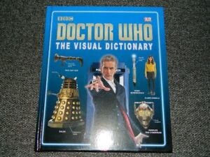 DOCTOR WHO THE VISUAL DICTIONARY BRAND NEW