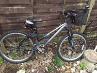 Ladies 21 speed Raleigh mountain bike