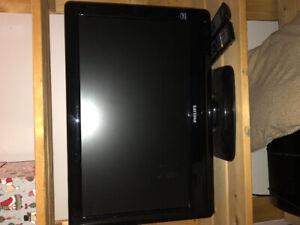 télévision écran plat 20 po Philips