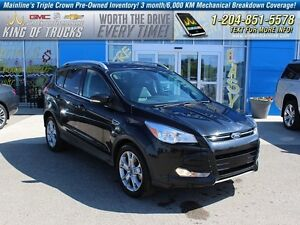 2014 Ford Escape Titanium | AWD  - Leather Seats -  Bluetooth -