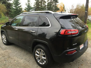 2015 Jeep Cherokee V6 North Package