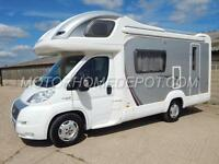 Swift VOYAGER 635EK, 2008, 5 Berth, Fiat 2.3D, End Kitchen, Over Cab Bed, Awning