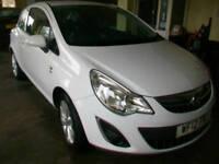 Vauxhall/Opel Corsa 1.3CDTi 16v ( 75ps ) ( a/c ) ecoFLEX 2012.5MY Active diesel