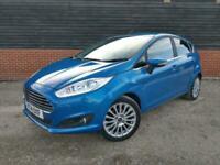2014 Ford Fiesta 1.0 EcoBoost Titanium (s/s) 5dr Hatchback Petrol Manual