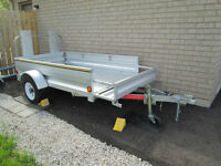 Marathon extendable trailer