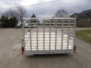 All Canadian Made BreMar/Ajj's Aluminum Trailers London Ontario image 14
