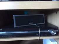 Sony dvd player with surround sound