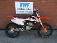 KTM 350 349.7cc SX-F Moto Cross 2017MY SX-F, EXCELLENT COND, LOW HOURS 44.4