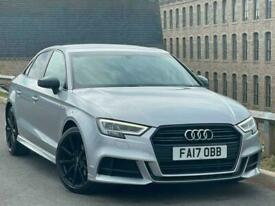image for 2017 17 AUDI A3 BLACK EDITION S TRONIC AUTO 2.0 TDI SALOON FACELIFT + XENONS