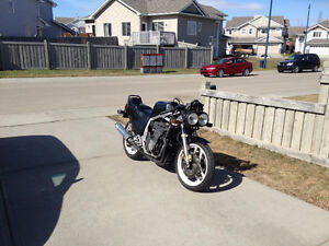 selling husbands motorcycle - $2000