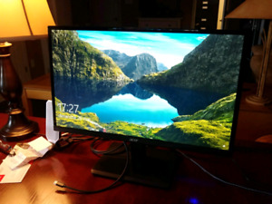 "Moniteur Acer 23.6"" IPS 1080p"