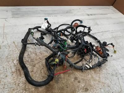 2003-2006 CHEVROLET AVALANCHE 1500 HEADLAMP FORWARD WIRING HARNESS OEM 111956