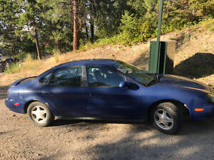 For Sale: 1998 Ford Taurus