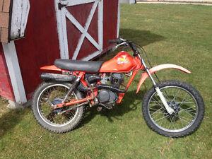 1983 Honda xr 100